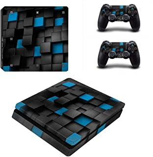 Toys Fashion Sticker Icon Protective Film for PS4 Slim
