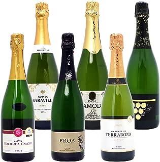 本格シャンパン製法だけの厳選泡セット (泡6本セット)