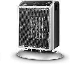 czye Calefactor Portátil Eléctrico Mini Calefactor Silencioso,Calefactor Cerámico,Portátil Estufa Eléctrico Calefactor Cerámicos Calefacción para Oficina/Casa/Garajesilver