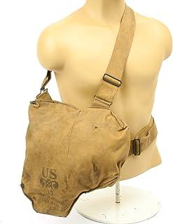 Original U.S. WWII M1VA1 Gas Mask Bag