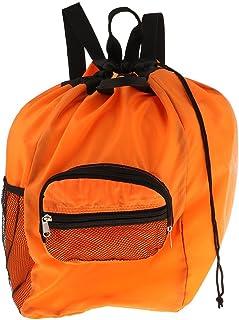 Baosity Men Ball Bag For Basketball Football Soccer Ball With Shoulder Strap