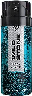 Wild Stone Hydra Energy Deodorant for Men, 150ml