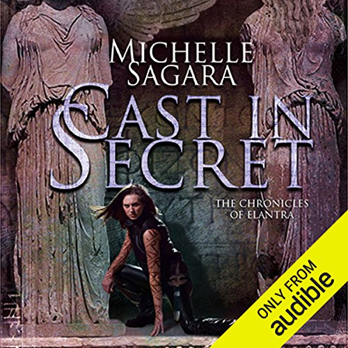 Cast in Secret audiobook cover art