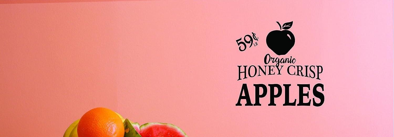 Design with shop Vinyl JER 1779 3 Decals New Hot Crisp Honey Selling Organic