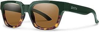 Smith Comstock Sunglasses Olive Tortoise / Polarized Brown / Carbonic Polarized