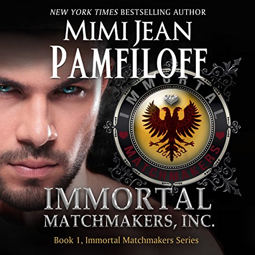 Immortal Matchmakers, Inc. audiobook cover art