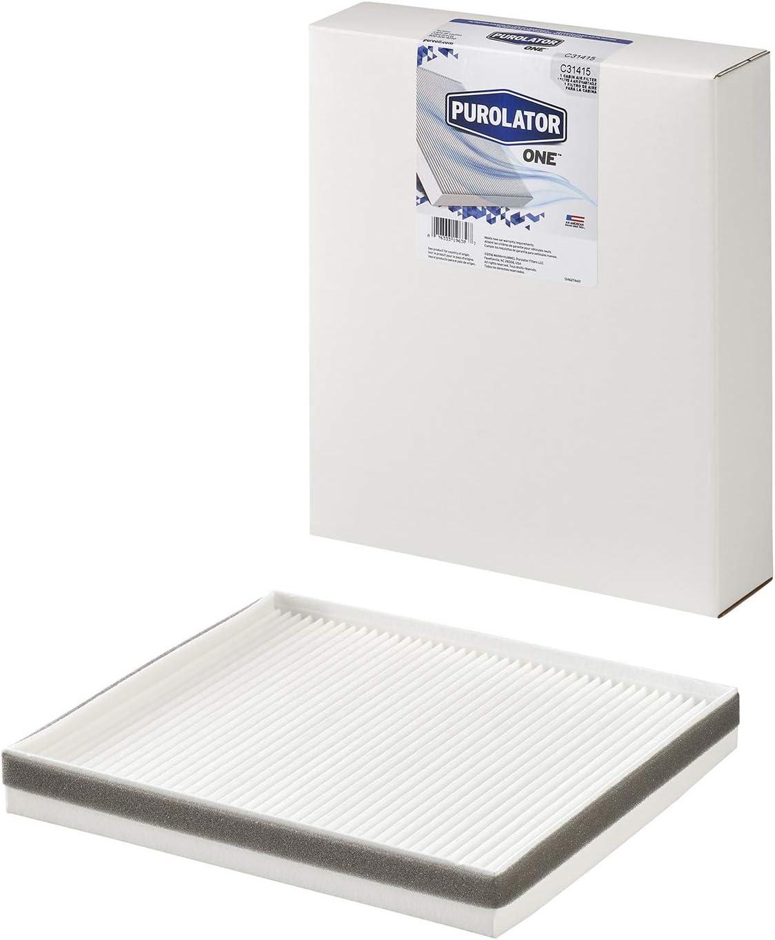 Beauty products Purolator C31415 Be super welcome PurolatorONE Advanced Air Cabin Filter