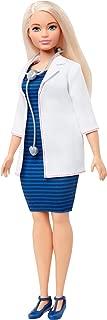 Barbie Career Doll, Blue/White, FXP00