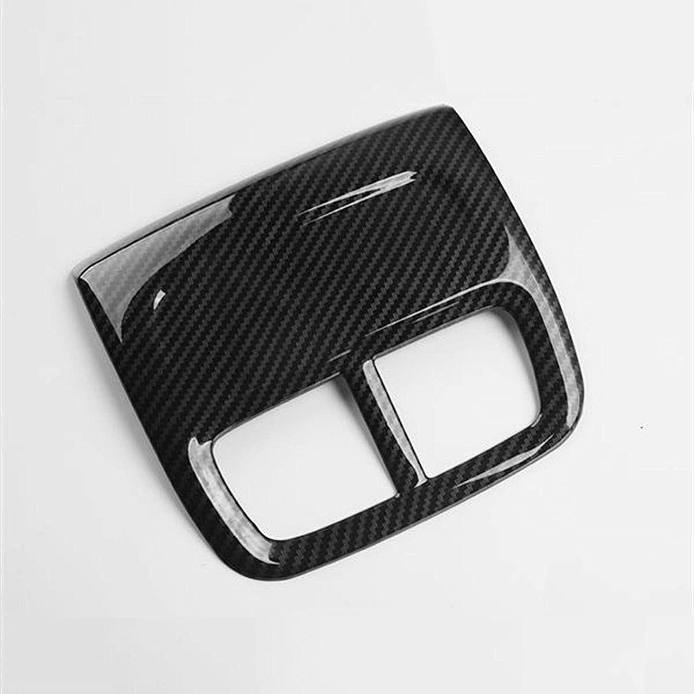 Pegatina de ventilación de Marco de Salida de reposabrazos Trasero ABS de Acero Inoxidable para Coche, para Buick Rega, para Opel Insignia 2017-2020