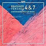 Anton Bruckner: Sinfonie Nr. 4 (Fassung 1879-1880) / Sinfonie Nr. 7 (Fassung 1881-83) (Audio CD)