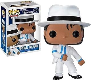 YYBB ¡Popular!Rock Star: Michael Jackson Smooth Criminal Exclusivo Vinilo Figura Crafts Figuras Colección Figurines