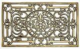 andiamo Zerbino, Gold, 45 x 75 cm