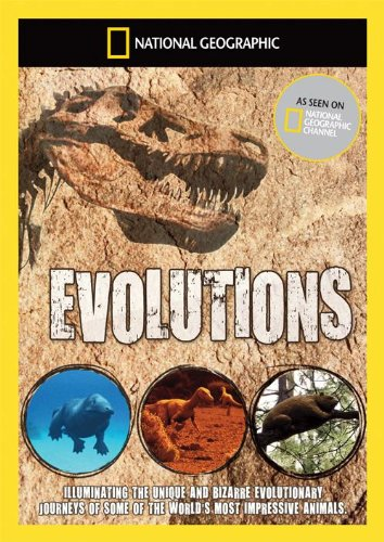 National Geographic - Evolutions [DVD] [UK Import]