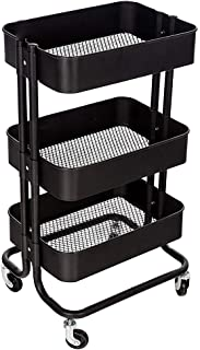 Best 3 tier cart with wheels Reviews