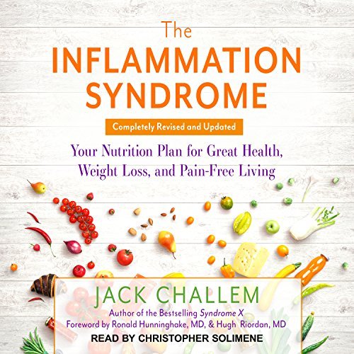 The Inflammation Syndrome audiobook cover art