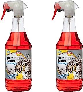 Tuga-Chemie 2 x aluminium-Teufel Plus 1 l intensieve velgenreiniger