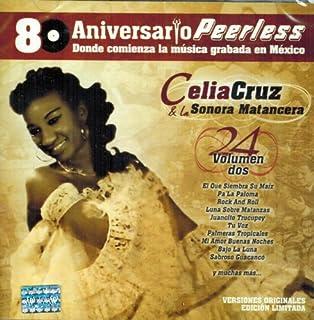 Celia Cruz Y La Sonora Matancera (80 Aniversario 24 Volumen 2)