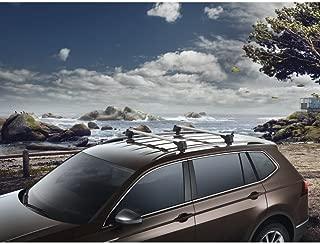 ORIGINALE Volkswagen Barre portatutto//base di supporto VW T-Roc 2ga071151a