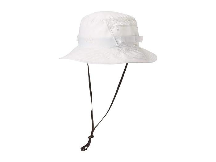 adidas  Victory III Bucket Hat (White) Caps