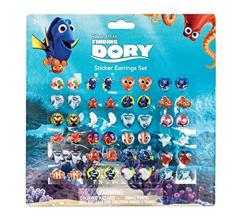 Joy Toy Disney alla Ricerca di Dory orecchini sticker per Bambini, 41093