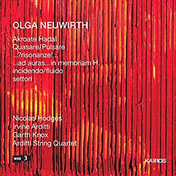Olga Neuwirth: Chamber Music