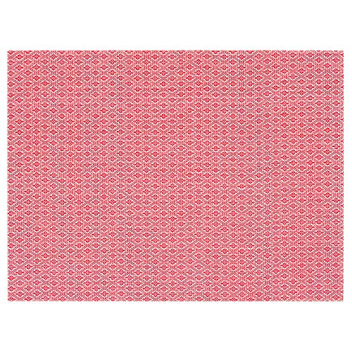 IKEA 303.982.06 Gallra - Mantel Individual, Color Rojo