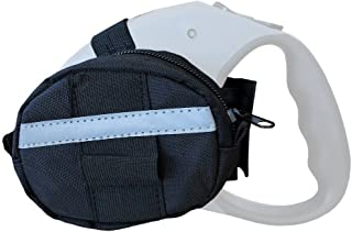 Doggo( Formerly Flexi USA) Leash Accessory Bag-Black