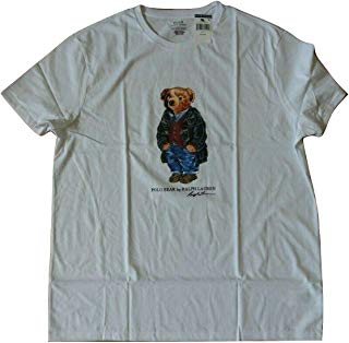 Polo Ralph Lauren Mens Limited Polo Bear T-Shirt