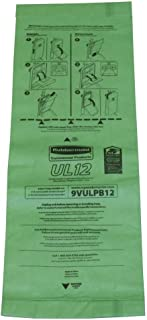 Rubbermaid FG9VULPB12 Replacement Vacuum Bag for 9VUL12 - 10 / PK