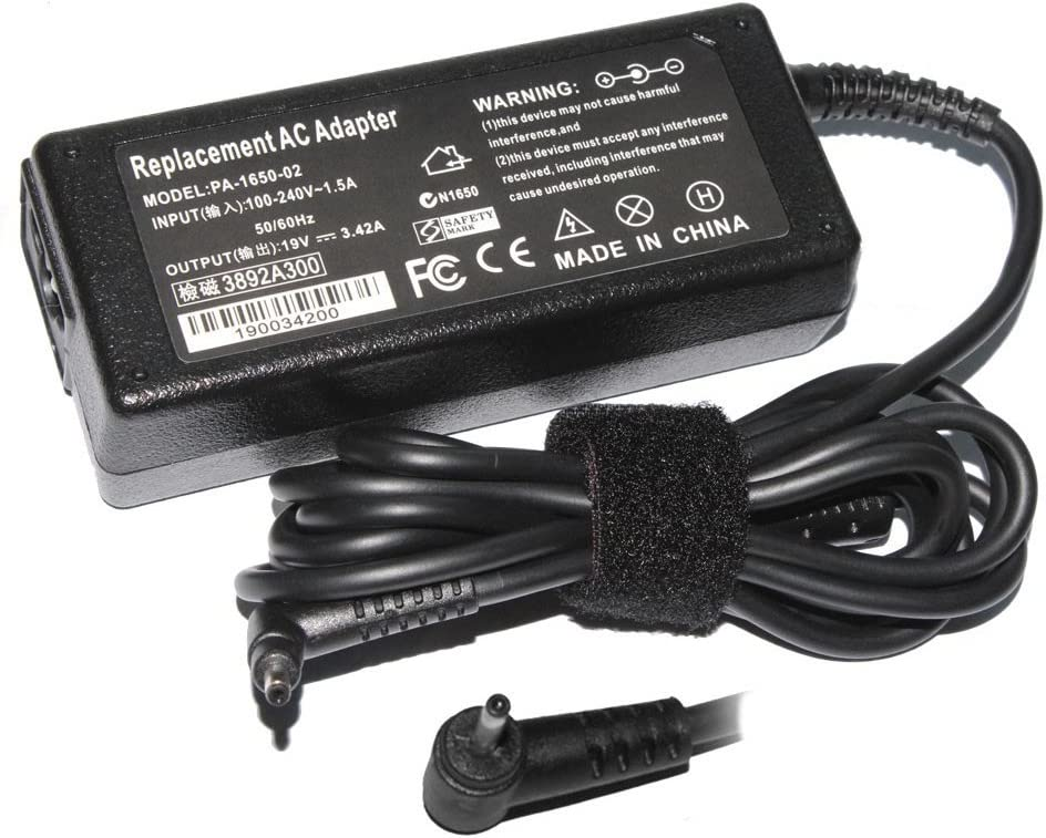 AC Adapter Charger for Acer Aspire S13 S5-371-52JR, S5-371T-58CC, S5-371T-537V, by Galaxy Bang USA