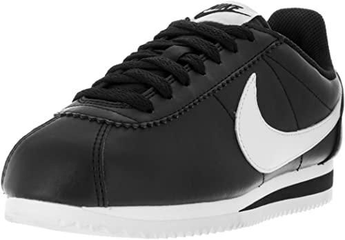 Nike WMNS Classic Cortez Leather, Leather, Chaussures de Sport Mixte Adulte
