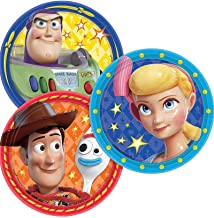 Toy Story 4 Lunch Plates 8 per package