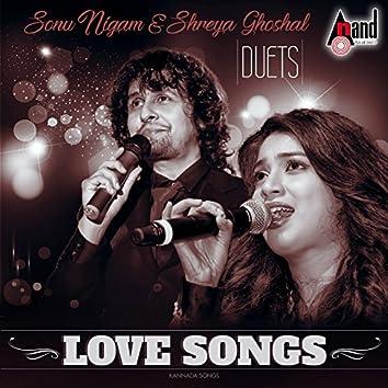 Duet Love Songs - Sonu Nigam & Shreya Ghoshal Hits