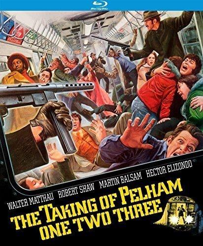Taking Of Pelham One Two Three (1974) [Edizione: Stati Uniti] [Italia] [Blu-ray]