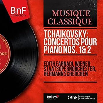 Tchaikovsky: Concertos pour piano Nos. 1 & 2 (Mono Version)