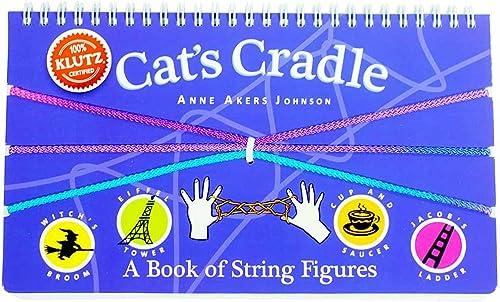 de moda Cuna Kit Kit Kit Libro de Klutz K536 Cat  elige tu favorito