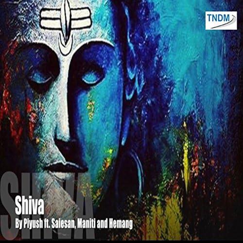 Piyush Goswami feat. Hemang, Maniti Babaria & Saiesan
