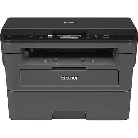 Brother DCP-L2530DW Imprimante Multifonction 3 en 1 Laser   Monochrome   A4   Impression Recto-Verso   Wi-Fi