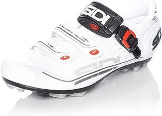 Eagle 7 MTB Cycling Shoes - White/White