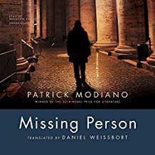Missing Person by Patrick Modiano (2015-11-03)