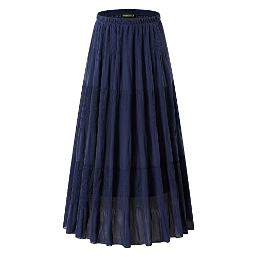 09ff1d3fcc1 Long Pleated Skirt  Amazon.co.uk
