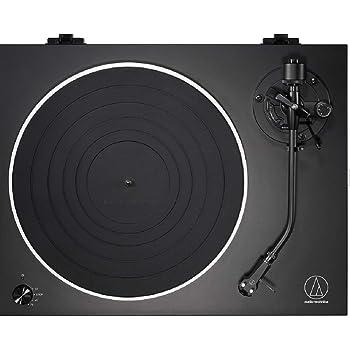 Audio Technica AT-LPW40WN tocadiscos totalmente manual con dos ...