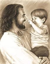 Best jesus christ holding a child Reviews