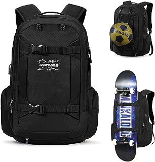 small skateboard backpack
