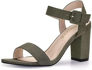 Best color block sandals with strap Reviews