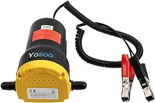 Veicoli Pesanti e Camion Gasolio Pompa di Estrazione Diesel per Estrazione fluidi Olio per Auto GOTOTOP Pompa di aspirazione