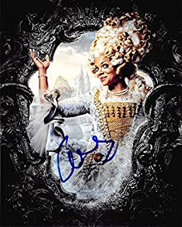 AUDRA McDONALD - Beauty and the Beast AUTOGRAPH Signed 8x10 Photo