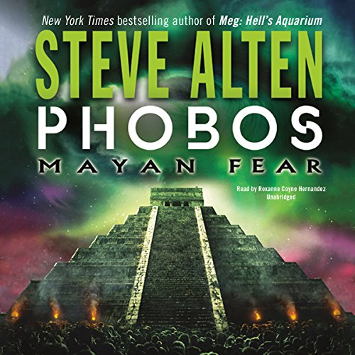 Phobos audiobook cover art