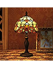 "8-inch Europese barok tafellamp slaapkamer lamp bedlampje alleen in ""Collection Outlets"""