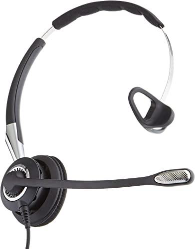 2021 Jabra 2400 II QD outlet sale Mono NC Wired wholesale Headset - Black online